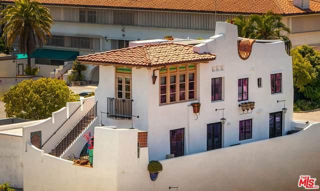 1003 Santa Barbara Street A, Santa Barbara, CA 93101 (#21785902) :: American Real Estate List & Sell