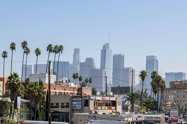 991 Arapahoe Street 408A, Los Angeles (City), CA 90006 (#P1-6802) :: The DeBonis Team