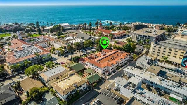 7757 Eads Ave C5, La Jolla, CA 92037 (#210027042) :: Corcoran Global Living