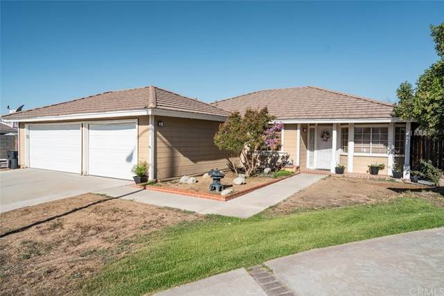 943 Holly Court, Banning, CA 92220 (#IG21209931) :: American Real Estate List & Sell