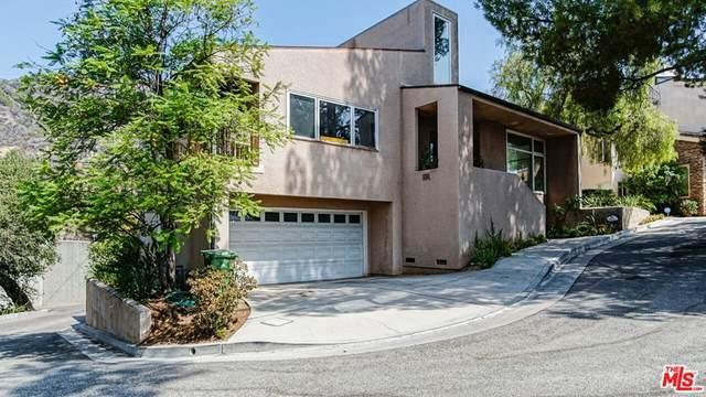 5343 Hilltop Road, Los Angeles (City), CA 90041 (#21787496) :: Jett Real Estate Group