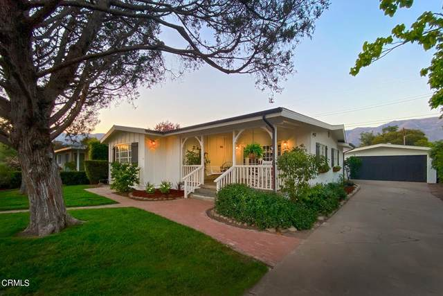 928 Devereux Drive, Ojai, CA 93023 (#V1-8553) :: Rogers Realty Group/Berkshire Hathaway HomeServices California Properties