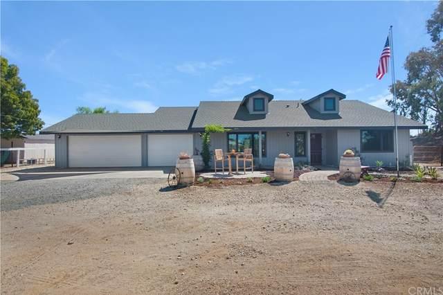 5750 Silverado Place, Paso Robles, CA 93446 (#NS21197111) :: American Real Estate List & Sell
