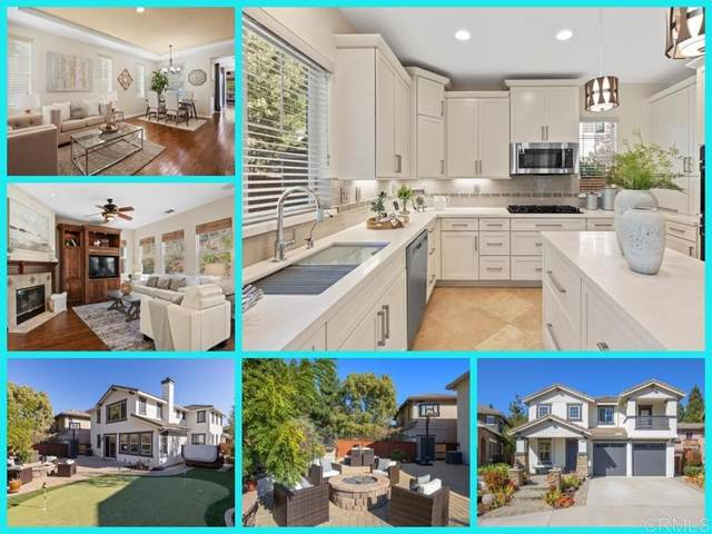 1605 Reflection Street, San Marcos, CA 92078 (#NDP2111032) :: Corcoran Global Living