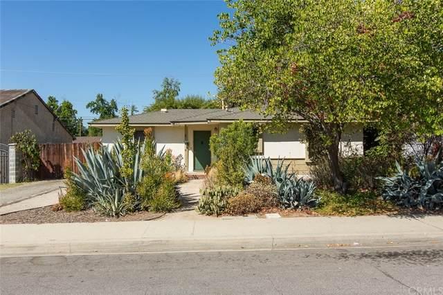 429 Saint Bonaventure Street, Claremont, CA 91711 (#CV21210646) :: Corcoran Global Living