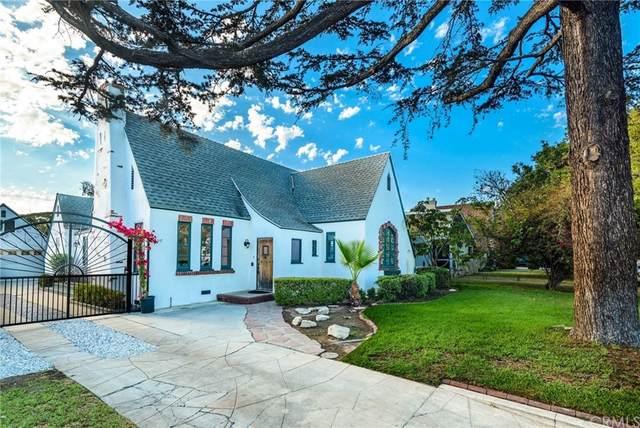1237 N Banning Boulevard, Wilmington, CA 90744 (#SB21209652) :: Latrice Deluna Homes