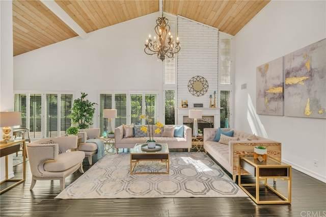 528 Mondo Drive, La Habra Heights, CA 90631 (#WS21210341) :: Jett Real Estate Group