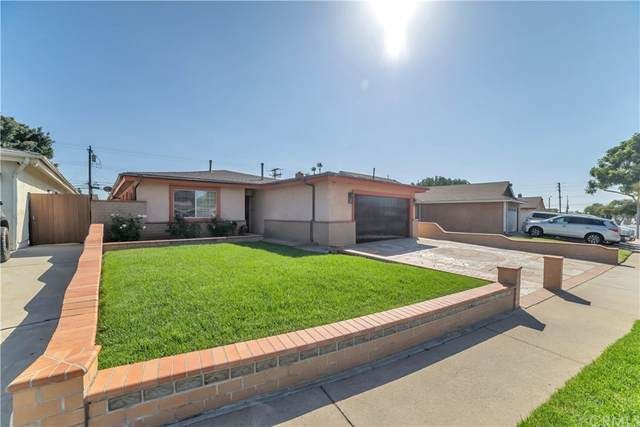 1324 E Turmont Street, Carson, CA 90746 (#DW21205810) :: Rogers Realty Group/Berkshire Hathaway HomeServices California Properties