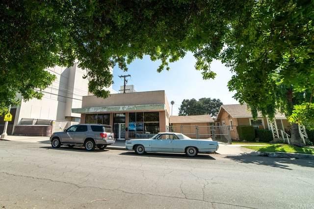 312 N Palm Avenue, Ontario, CA 91762 (#CV21210663) :: Rogers Realty Group/Berkshire Hathaway HomeServices California Properties