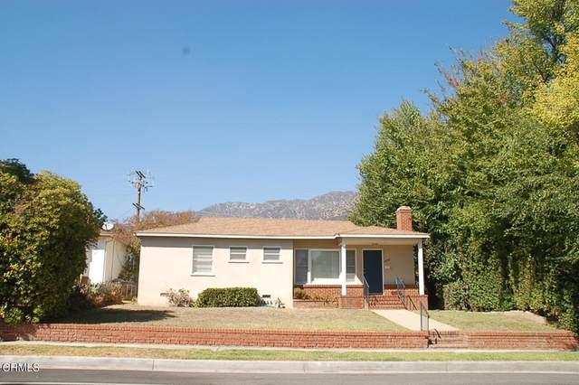 1697 New York Drive, Altadena, CA 91001 (#P1-6804) :: Rogers Realty Group/Berkshire Hathaway HomeServices California Properties
