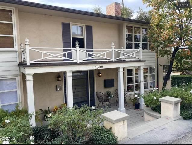 1609 Raymond Hill Road, South Pasadena, CA 91030 (#P1-6803) :: Rogers Realty Group/Berkshire Hathaway HomeServices California Properties