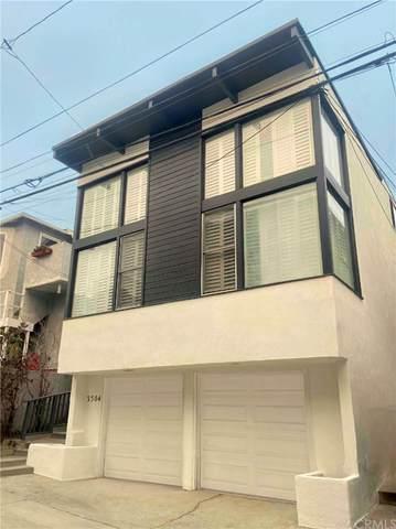 3504 Crest Drive, Manhattan Beach, CA 90266 (#SB21210685) :: Corcoran Global Living