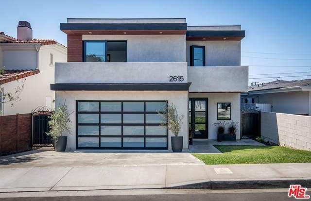 2615 Palm Avenue, Manhattan Beach, CA 90266 (#21784274) :: RE/MAX Empire Properties