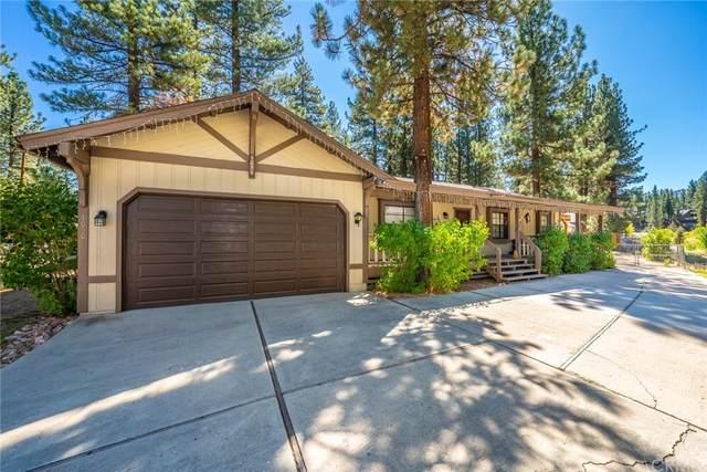 1050 Mountain Lane, Big Bear, CA 92314 (#CV21210201) :: Jett Real Estate Group