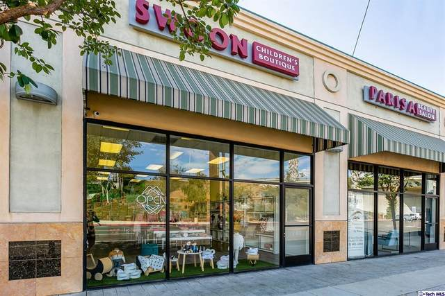 367 N Chevy Chase Drive B, Glendale, CA 91206 (#320007803) :: Rogers Realty Group/Berkshire Hathaway HomeServices California Properties