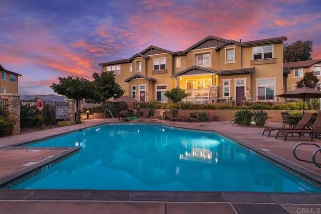 1019 Iron Wheel Street, Santee, CA 92071 (#PTP2106746) :: Corcoran Global Living