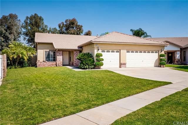 3947 Pine Valley Way, Corona, CA 92883 (#OC21210467) :: Team Tami