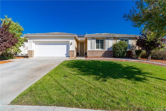 25048 Lost Colt Court, Menifee, CA 92584 (#IG21210762) :: Rogers Realty Group/Berkshire Hathaway HomeServices California Properties