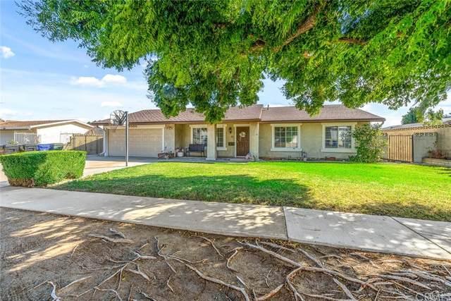 9505 Balsa Street, Rancho Cucamonga, CA 91730 (#CV21209692) :: Rogers Realty Group/Berkshire Hathaway HomeServices California Properties