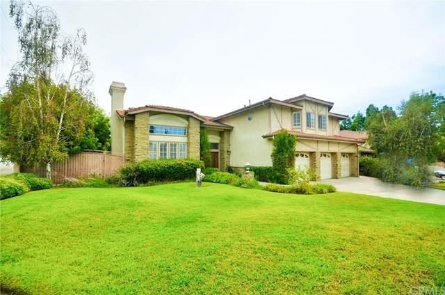 650 Willow Springs Lane, Glendora, CA 91741 (#WS21210787) :: Corcoran Global Living