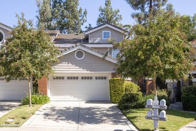 1074 Terrace Hill Circle, Westlake Village, CA 91362 (#221005228) :: American Real Estate List & Sell