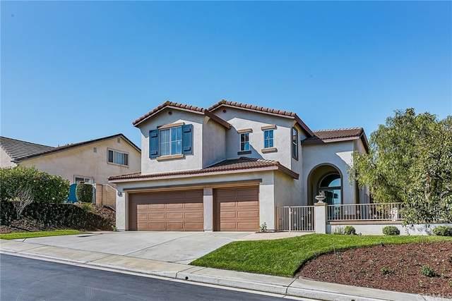 2001 S Sarazen Court, La Habra, CA 90631 (#PW21209793) :: American Real Estate List & Sell
