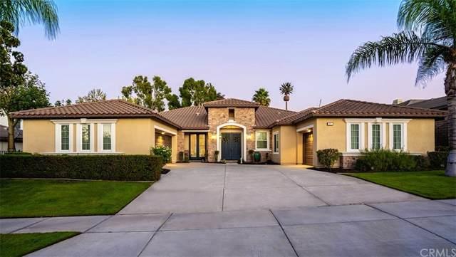 2929 Jensen Street, Corona, CA 92881 (#OC21210785) :: Corcoran Global Living