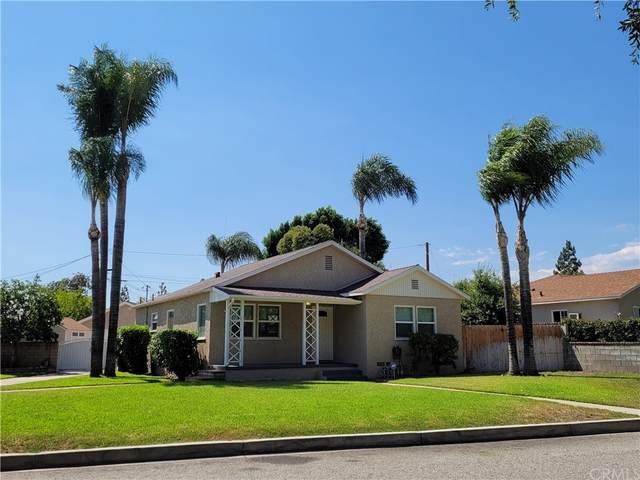 8242 Tapia Via Drive, Rancho Cucamonga, CA 91730 (#CV21210196) :: Rogers Realty Group/Berkshire Hathaway HomeServices California Properties