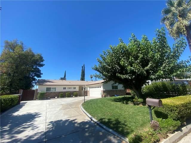 3205 Maricopa Drive, Riverside, CA 92507 (#CV21210820) :: American Real Estate List & Sell