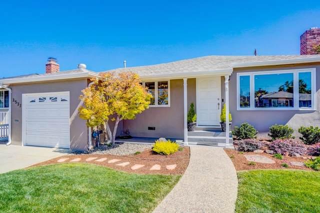 3537 Casanova Drive, San Mateo, CA 94403 (#ML81864028) :: Twiss Realty