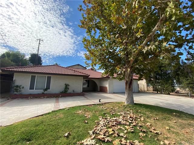 20121 Corona Street, Corona, CA 92881 (#IG21209632) :: Rogers Realty Group/Berkshire Hathaway HomeServices California Properties
