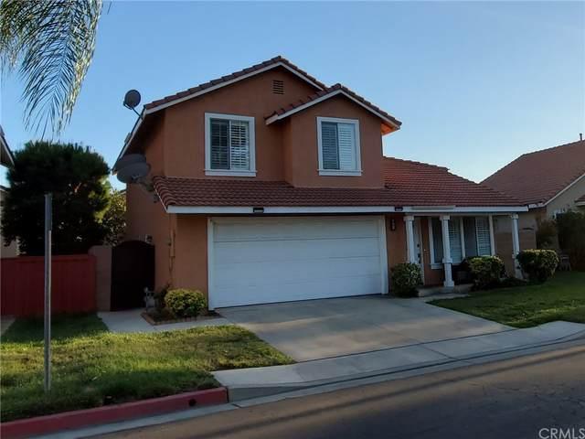 152 Greenhedge Lane, Pomona, CA 91766 (#TR21210803) :: Twiss Realty
