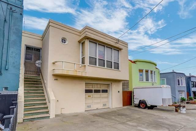 2219 44th Avenue, San Francisco, CA 94116 (#ML81864030) :: Twiss Realty