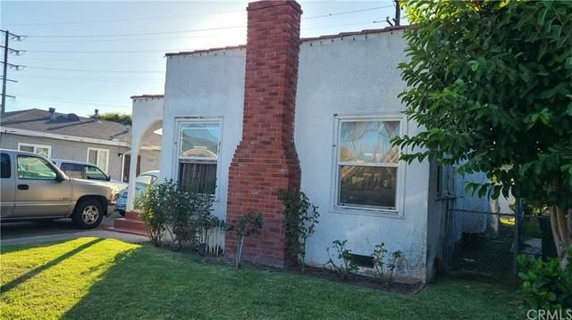 13241 Laureldale Avenue, Downey, CA 90242 (#DW21210807) :: Twiss Realty