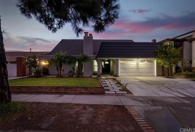 11225 Lucas Street, Cerritos, CA 90703 (#PW21210733) :: Twiss Realty