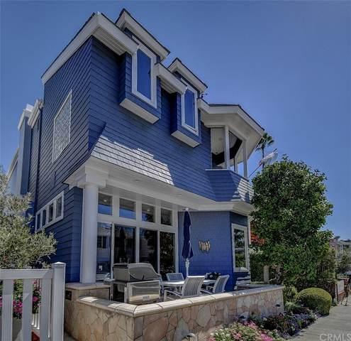 202 Abalone Avenue, Newport Beach, CA 92662 (#NP21210718) :: Compass