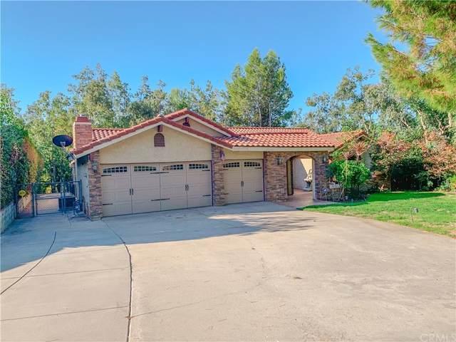 10109 Stratton Court, Alta Loma, CA 91737 (#CV21210816) :: Twiss Realty