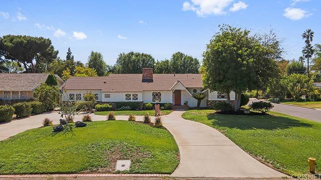 17822 Community Street, Northridge, CA 91325 (#SR21210851) :: Twiss Realty