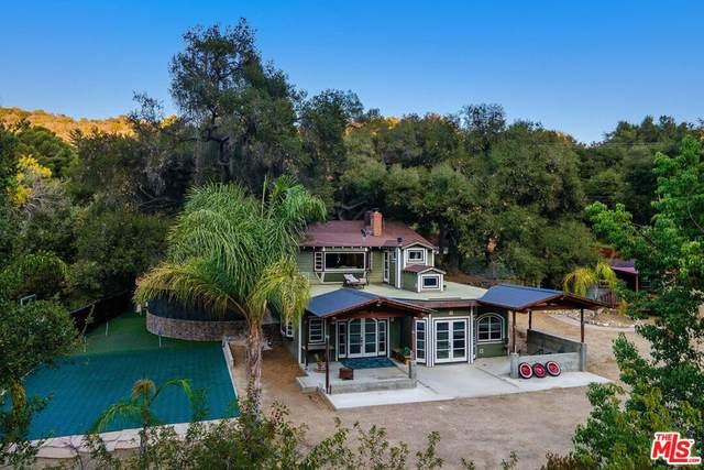 1231 N Topanga Canyon Boulevard, Topanga, CA 90290 (#21786870) :: Twiss Realty