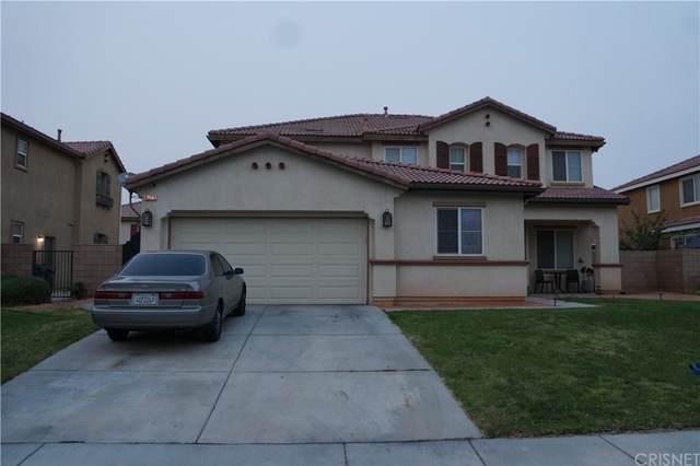 6233 Whitney Way, Palmdale, CA 93552 (#SR21210897) :: Twiss Realty