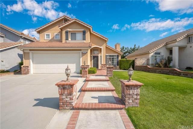 2556 Paseo Tortuga, Chino Hills, CA 91709 (#OC21210074) :: Jett Real Estate Group