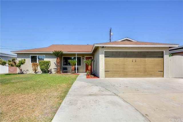 2533 W Glencrest Avenue, Anaheim, CA 92801 (#TR21210870) :: Corcoran Global Living
