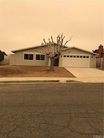 831 Cholla Drive, Barstow, CA 92311 (#IV21210572) :: Corcoran Global Living