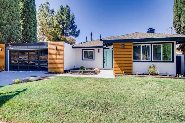 7644 Conestoga Way, San Diego, CA 92120 (#NDP2111042) :: Blake Cory Home Selling Team