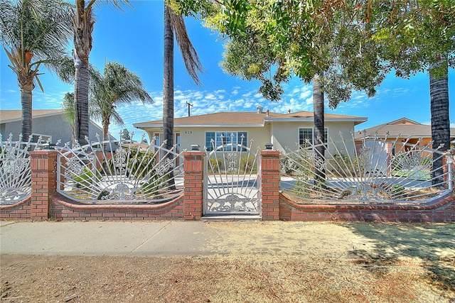 809 Sunkist Avenue, La Puente, CA 91746 (#DW21196786) :: Twiss Realty