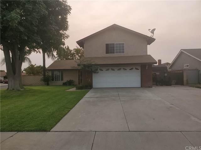 1072 Geronimo Avenue, Bloomington, CA 92316 (#EV21210984) :: Corcoran Global Living