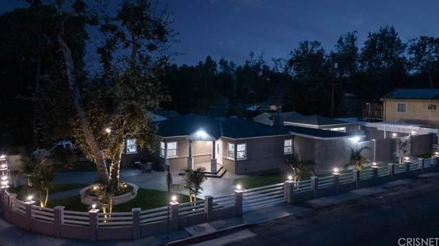 6057 Colfax Avenue, North Hollywood, CA 91606 (#SR21210979) :: Corcoran Global Living