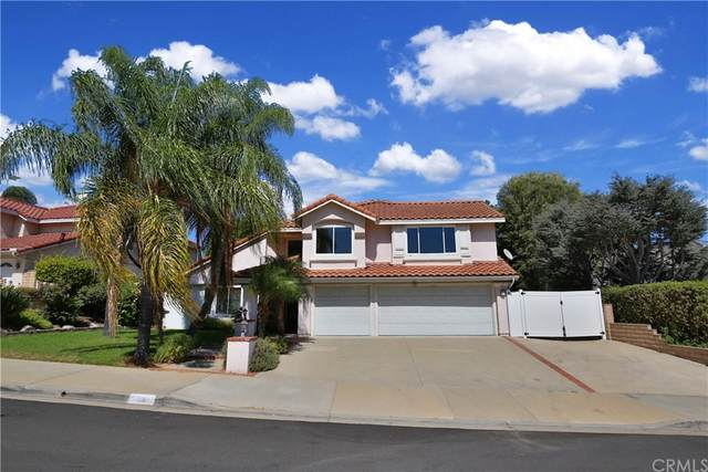 2888 Olympic View Drive, Chino Hills, CA 91709 (#WS21210991) :: Jett Real Estate Group