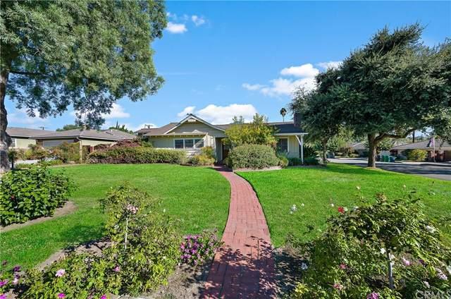 901 Kingsley Drive, Arcadia, CA 91007 (#WS21210866) :: Twiss Realty