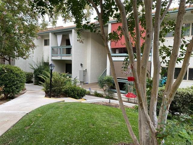 4732 Park Granada #224, Calabasas, CA 91302 (#SR21210926) :: Jett Real Estate Group